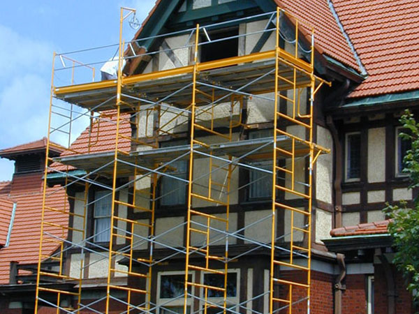 Where To Rent Scaffolding : Scaffold ladder rental rent staging step ladders
