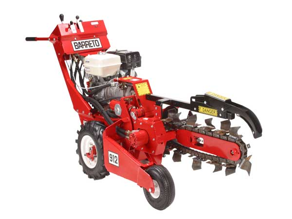 Trencher 2ft Walkbehind Rental